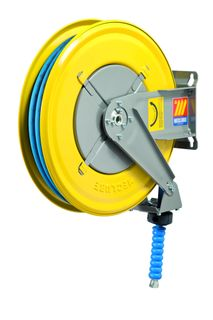 Meclube Automatic Hose Reel For Water 400bar 15mtr x 1/2""