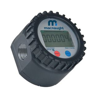 "MACNAUGHT ELECTRONIC OIL METER - 3/4""BSP"