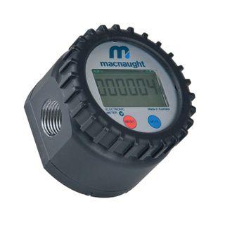 """MACNAUGHT ELECTRONIC OIL METER - 3/4""""BSP"""
