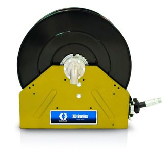 XD40 REEL C/W 15m X 25mm OIL HOSE
