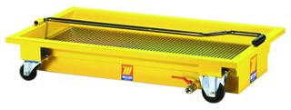 Meclube 60 L Wheeled Oil Rolling Floor Drain