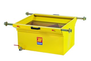 Meclube 120L Rolling Pit Drain