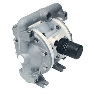 "MACNAUGHT 3/4""DIAPHRAGM PUMP-ALUM/POLY"