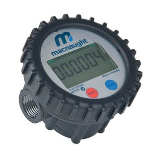 "MACNAUGHT ELECTRONIC OIL METER - 1/2""BSP"