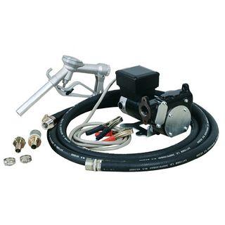 12V Eletric Hi-Flow Diesle Pump - Manual Nozzle