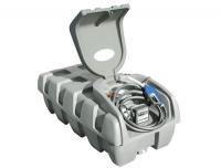 400ltr Diesel Unit-with 12 Volt Pump & Nozzel