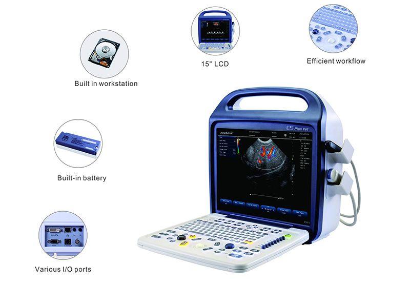 Anasonic C5PlusVet and features