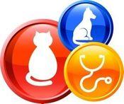 Veterinary Cat and Dog Logo