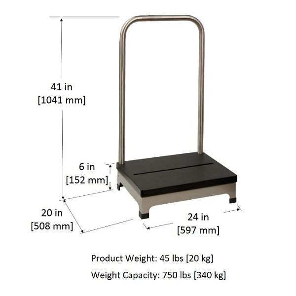 RC Imaging 1 Step Weight Distribution Platform