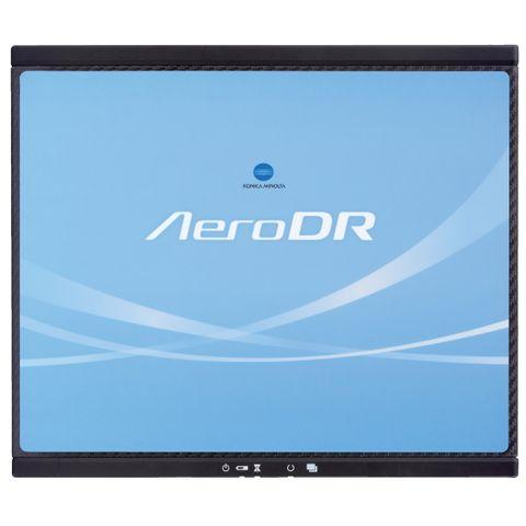 "Konica Vet AeroDR2 10x12"" HQ DR Flat Panel Detector System"