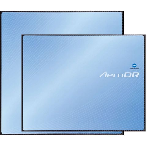 "Konica AeroDR2 17x17"" HQ DR Flat Panel Detector System"