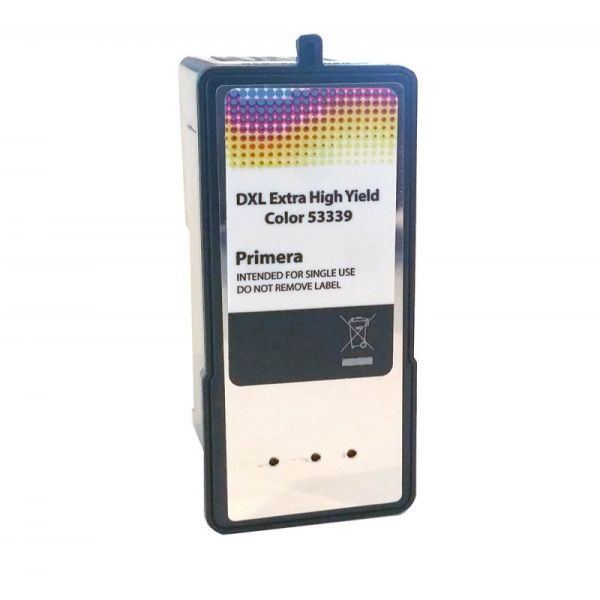 Primera Extra High Yield Colour Ink Cartridge