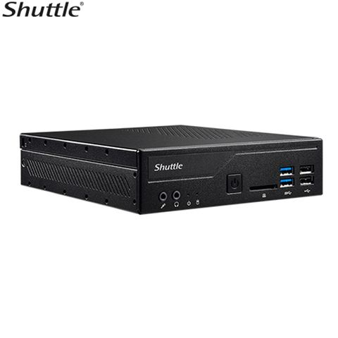 ARO Shuttle DH410 i5 Dual Drive Workstation with 2TB