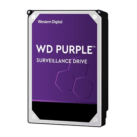 WD Purple Surveillance 3.5""