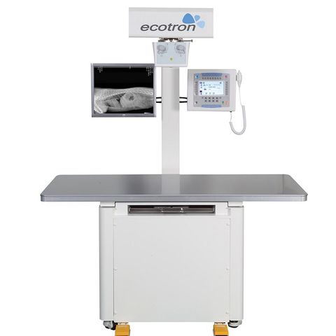 Ecotron Any Vet-R Vet X-Ray System with 32kW Generator