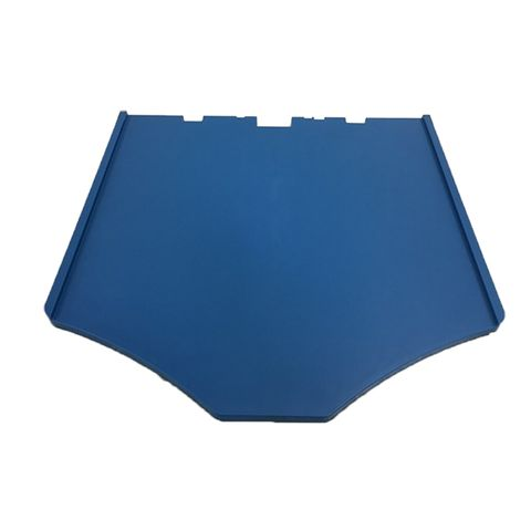 Carestream Cleaning Plate Guide Tray/Plate (Blue)