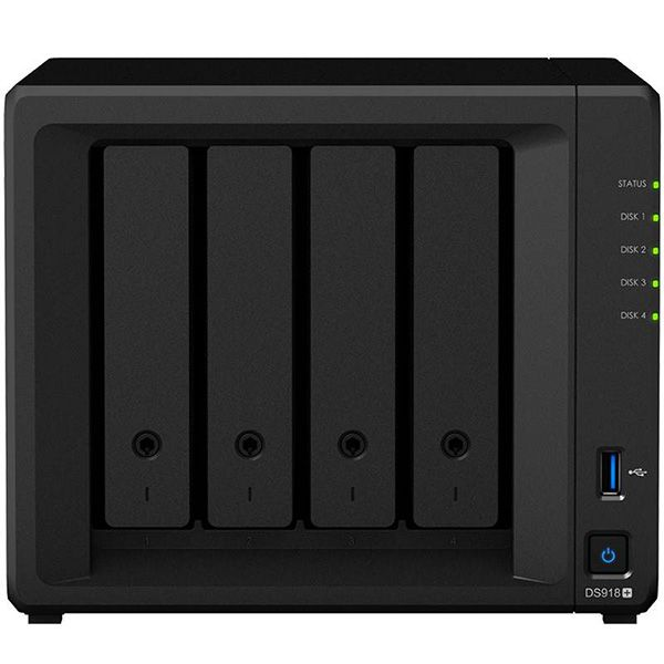 Synology DiskStation DS918+ 4 Bay NAS