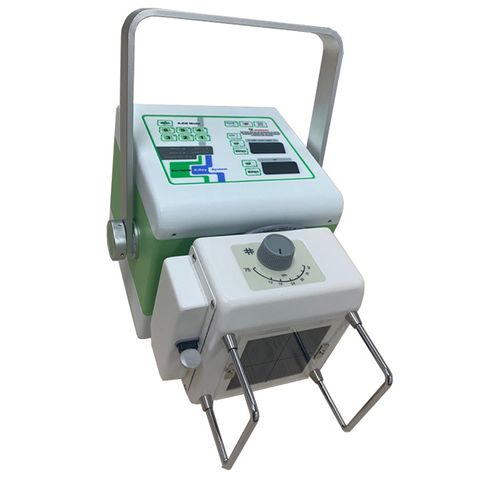 Ecotron EPX-F5000H 5.0kW Portable X-Ray Generator with Skin Guards for Medical Use