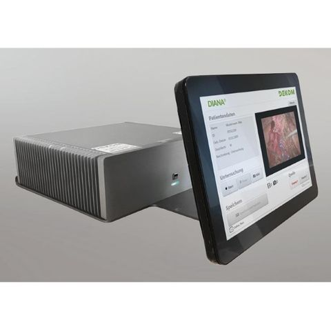 DEKOM DIANAdicom HD Video Capture to DICOM System