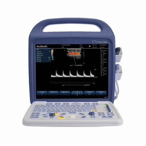 AnaSonic C5 Plus Vet Portable Colour Doppler Ultrasound System