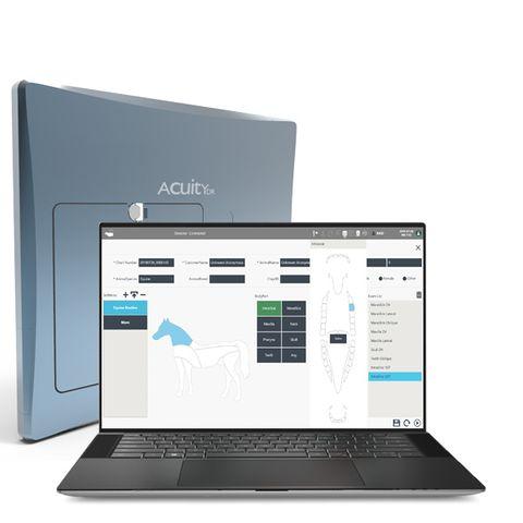 RadmediX Acuity 1012 Csi DR System - Veterinary Portable