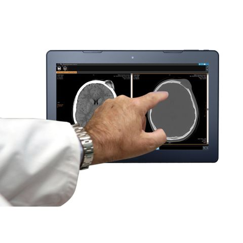 MED-TAB v2 Medical Tablet with 1 hotswap year warranty