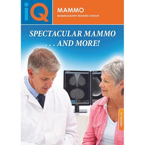 iQ-VIEW PRO Mammography