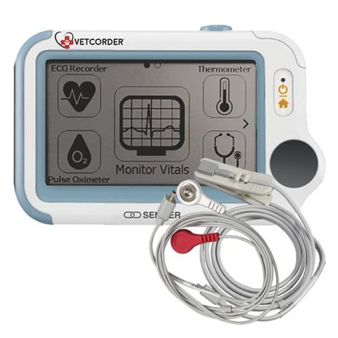MAI Sentier Vetcorder™ Portable Patient Monitor