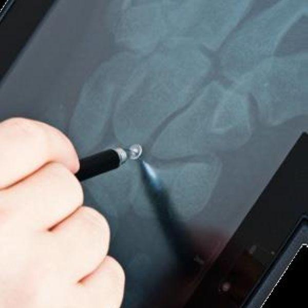 MED-TAB Replacment Tablet Pen (Silver)