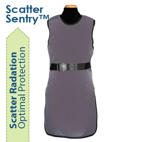 Bar-Ray Deluxe Apron - Scatter Sentry