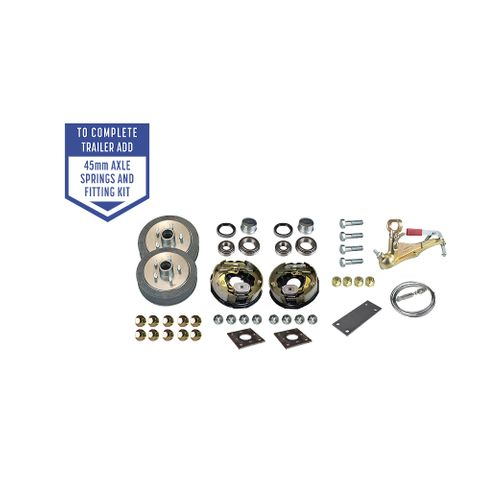 Trailer Kit - Comm Electric Brakes SLM