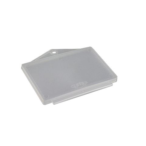 Rego Label Holder Rectangle UV treated