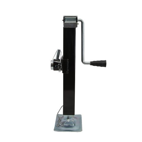 Jack Stand 2T S/Wind Ext Leg Tube Mt Blk