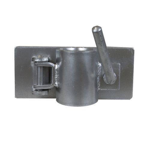 J/W Clamp Fixed Weld HD