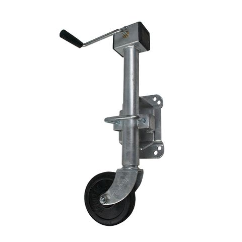 J/W 6in Swivel S/Wind w/Ubolt Clamp GAL