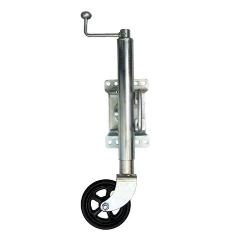 J/W 6in Swivel w/Ubolt Clamp 750kg HD