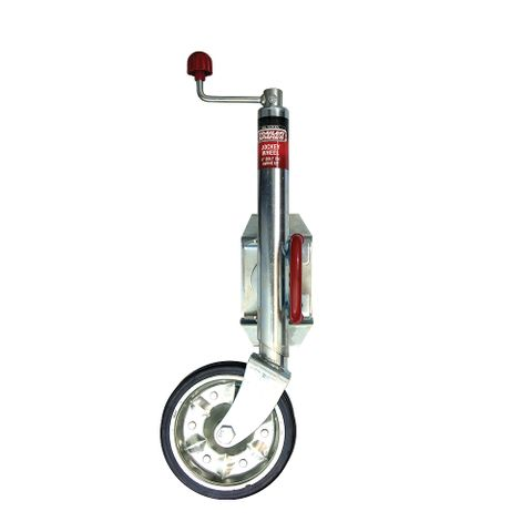 J/W 8in Swivel w/Bolt/Weld Clamp 350kg