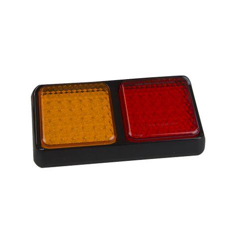 LED Stop/Tail/Indicator 12/24V 188x100mm
