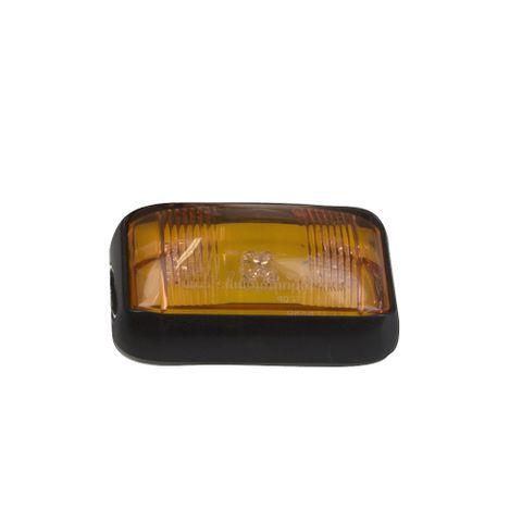 LED Amber Clearance Light 12/24V