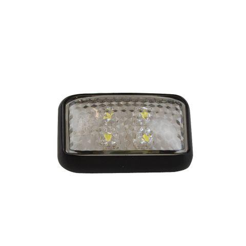 LED White Clearence Light 12/24V