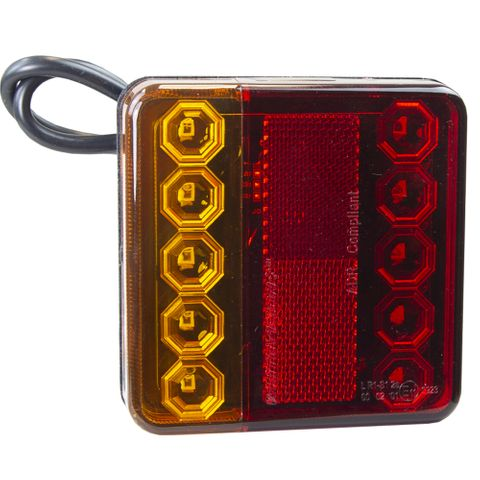 LED Stop/Tail/Indicator LH Only