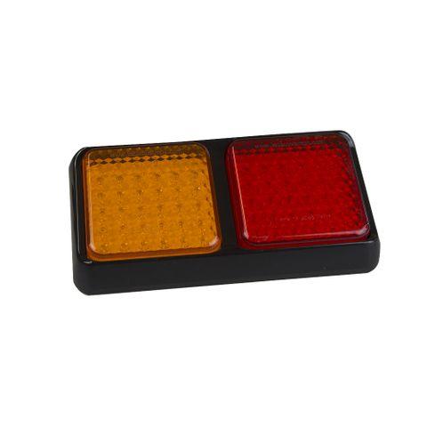 LED Stop/Tail/Indicator 12V 188x100mm
