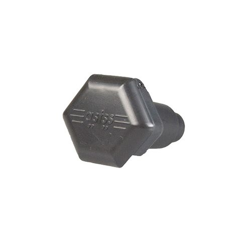 Socket 7Pin small Round Plastic