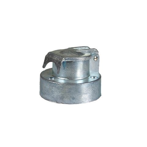 Socket 7Pin Large Round Metal