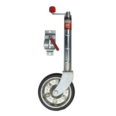 J/Wheel 8inch w/Clamp 350kg