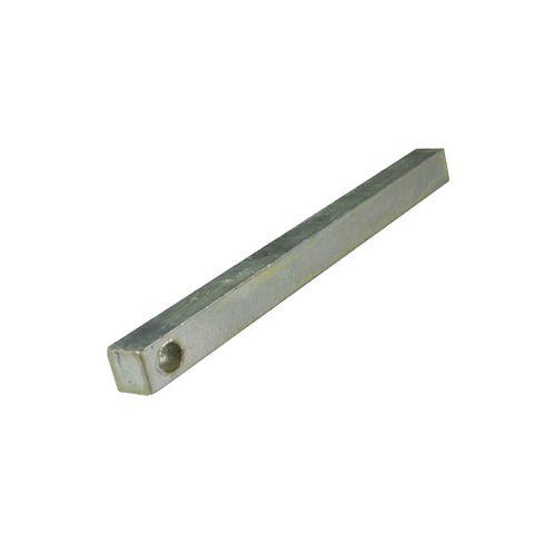 Bracket Wobble Stem 255mm GAL 20mm shaft