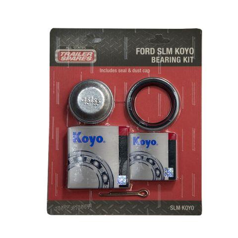 Bearing Kit w/Seal & Cap SLM Koyo