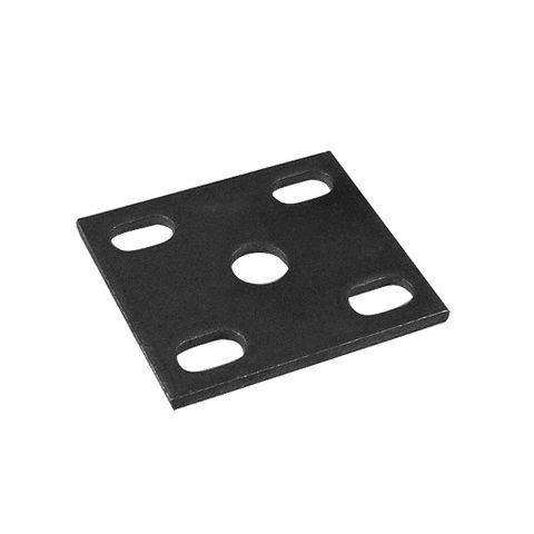 Fish Plate 6mm 1/2in Slotted