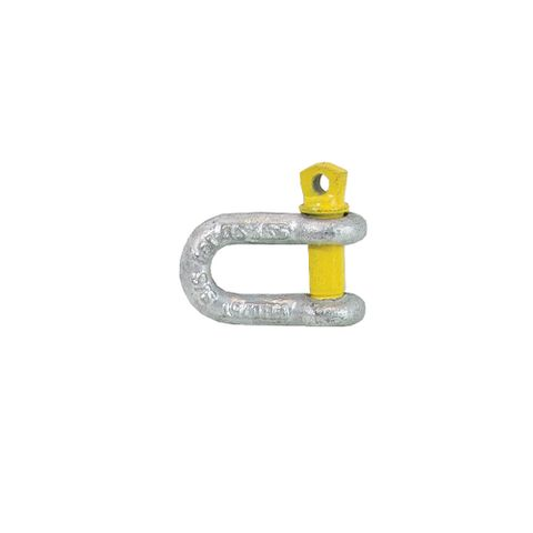 8mm 3/8 Pin Size  D Shackles 0.75T Rated