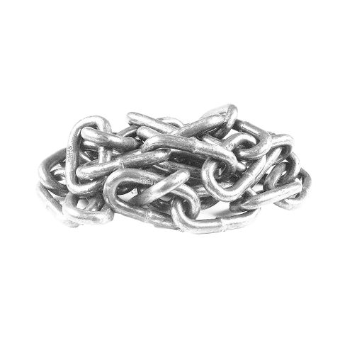Safety Chain 10mm Gal per/m